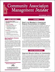 Community Association Management Insider